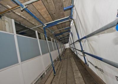 profix scaffolding platform walkway