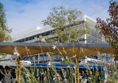 profix scaffolding at southampton university