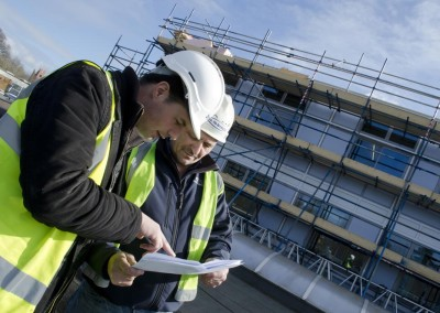 site manager scaffolding job