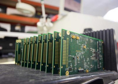 pcb circuitboard rack