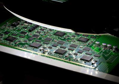 pcb circuitboard quality check