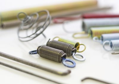 springs coils pressings selection