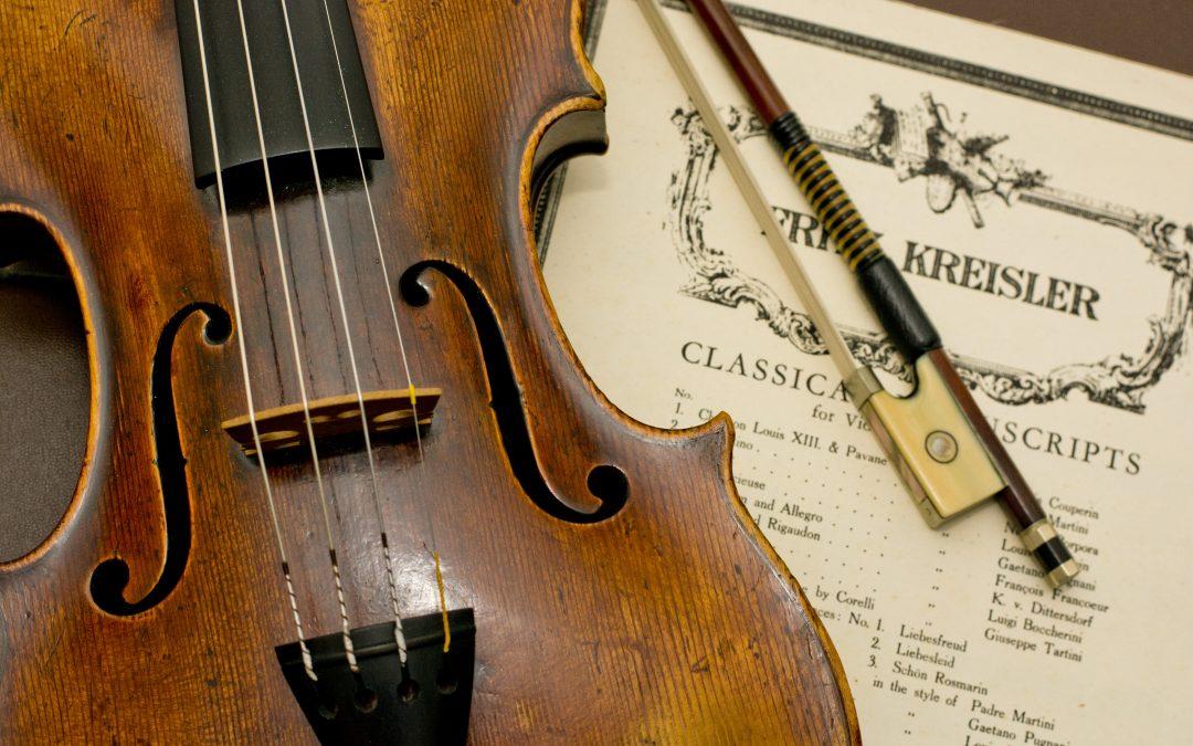 Violin Maker, Restorer and Consultant